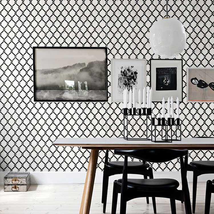 Jazz White And Black Marble Stone