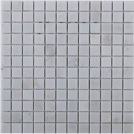 Marble Stone Mosaic Tile Square Honed